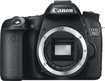 Canon - Eos 70d Dslr Camera (body Only) - Black