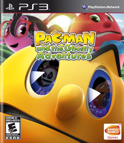 PS3-PACMAN GHOSTLY ADVENTURES...