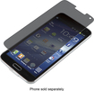 ZAGG - InvisibleShield Privacy GLASS Screen Protector for Samsung Galaxy S 5 Cell Phones - Clear