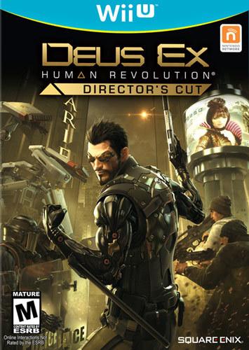 Deus Ex: Human Revolution Director's Cut - Nintendo Wii U