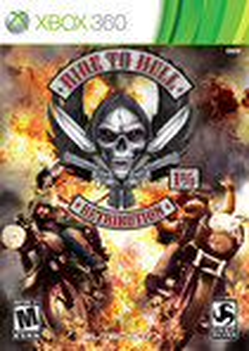Ride to Hell Retribution - Xbox 360