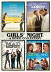 Girls' Night 4 Movie Collection [4 Discs] (dvd) 8898042