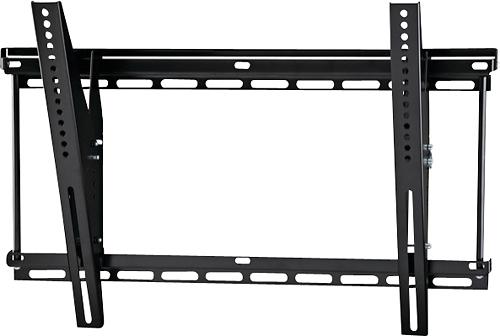 "OmniMount - Tilting TV Wall Mount for Most 37"" - 80"" Flat-Panel TVs - Black"