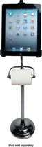 CTA - Pedestal Stand for Apple® iPad® 2, iPad 3rd Generation and iPad with Retina - Chrome