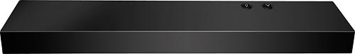 "Frigidaire - 30"" Convertible Range Hood - Black"