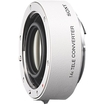 Sony - 1.4x Digital Teleconverter Lens - White