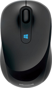 Microsoft - Sculpt Mobile Wireless Mouse - Black