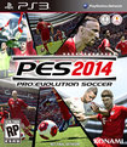 Pro Evolution Soccer 2014 - PlayStation 3