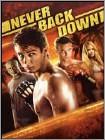 Never Back Down (DVD) (Enhanced Widescreen for 16x9 TV) (Eng) 2008