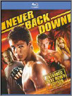 Never Back Down (Blu-ray Disc) (Enhanced Widescreen for 16x9 TV) (Eng) 2008