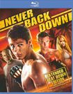 Never Back Down [blu-ray] 8906473