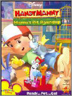 Handy Manny: Manny's Pet Roundup (DVD) (Eng/Spa)
