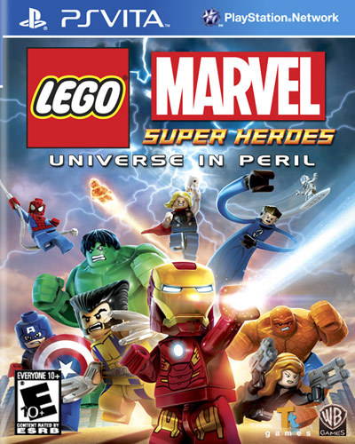 LEGO Marvel Super Heroes: Universe in Peril - PS Vita