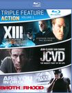 Action Triple Feature, Vol. 1 [blu-ray] 8918065