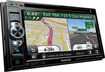 "Kenwood - 6.1"" - Built-In GPS - CD/DVD - Built-In Bluetooth - Built-In HD Radio - In-Dash Receiver - Black"