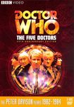 Doctor Who: The Five Doctors [25th Anniversary Edition] [2 Discs] (dvd) 8921303