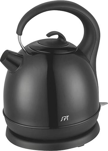 SPT - 1.7L Cordless Electric Kettle - Black