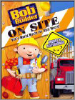 Bob the Builder: On Site - Houses & Playgrounds (DVD) (Eng/Spa/Fre)