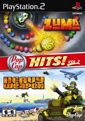PopCap Hits! Vol. 2 - PlayStation 2