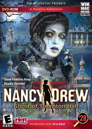 Nancy Drew: Ghost of Thornton Hall - Windows