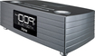 iHome - Bluetooth Stereo FM Clock Radio - Metallic Silver