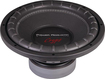 "Power Acoustik - Crypt Series 12"" Dual-Voice-Coil 4-Ohm Subwoofer - Black"