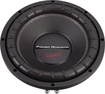 "Power Acoustik - Reaper 12"" Single-Voice-Coil 4-Ohm Subwoofer - Black"