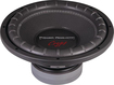 "Power Acoustik - Crypt Series 12"" Dual-Voice-Coil 2-Ohm Subwoofer - Black"