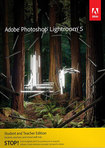 Adobe Photoshop Lightroom 5 Student and Teacher Edition - Mac|Windows