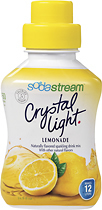 SodaStream - Crystal Light Lemonade Sparkling Drink Mix