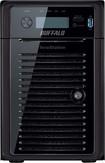 Buffalo Technology - TeraStation 5600 18TB 6-Drive Network/ISCSI Storage - Black