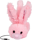 ReTrak - Animalz Bunny Over-the-Ear Headphones - Pink