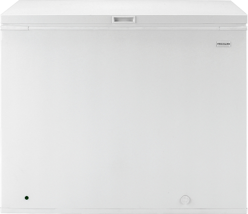 Frigidaire - 9.1 Cu. Ft. Chest Freezer - White