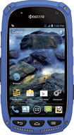 Kyocera - Torque Cell Phone - Blue (Sprint)