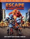 Escape From Planet Earth [4 Discs] [includes Digital Copy] [ultraviolet] [2d/3d] [blu-ray/dvd] 8932957