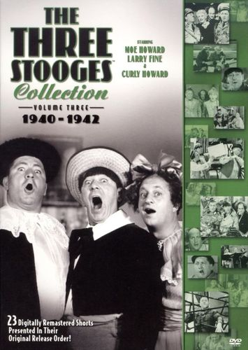 Three Stooges Map Of Europe.The Three Stooges Collection Vol 3 1940 1942 2 Discs Dvd