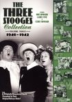 The Three Stooges Collection, Vol. 3: 1940-1942 [2 Discs] (dvd) 8935085