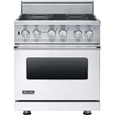 "Viking Professional - 30""w. Vesc Electric Range - White"