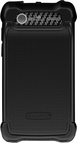 Ballistic - SG Maxx Series Case for Motorola Electrify 2 Cell Phones - Black