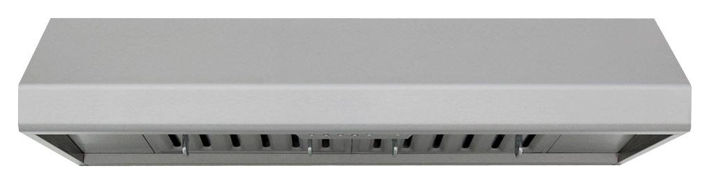 Windster Hood - 30 Convertible Range Hood - Stainless Steel (Silver)