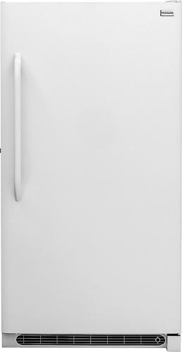 Frigidaire - 20.2 Cu. Ft. Frost-Free Upright Freezer - White