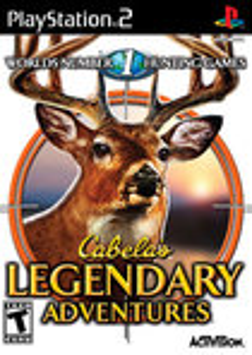 Cabela's Legendary Adventures - PlayStation 2