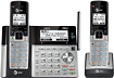 AT&T - Connect to Cell DECT 6.0 Expandable Phone System with Digital Answering System