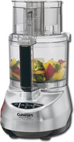 Cuisinart - Prep 11 Plus 11-Cup Food Processor - Stainless-Steel