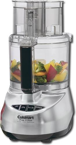 Cuisinart - Prep 11 Plus 11-Cup Food Processor - Stainless-Steel