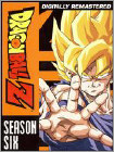 DragonBall Z: Season Six [6 Discs] (Uncut) (DVD) (Enhanced Widescreen for 16x9 TV) (Eng/Japanese)