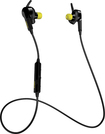 Jabra - SPORT PULSE Wireless Earbud Headphones with Built-In Heart Rate Monitor - Black/Yellow