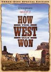 How The West Was Won [special Edition] [3 Discs] (dvd) 8955446