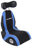 BoomChair - Pulse BT Gaming Chair - Black/Blue