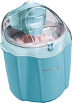 Hamilton Beach - 1-1/2-Quart Ice Cream Maker - Blue